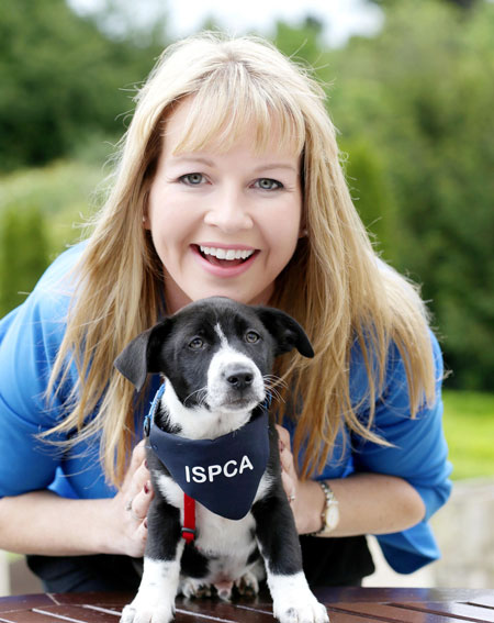 Broadcaster Claire Byrne Spayaware Ireland